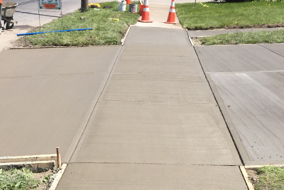concrete sidewalk repair experts in syracuse ny