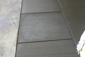 grooved concrete driveway  syracuse