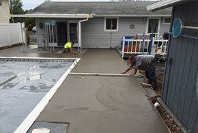 residential concrete patio company syracuse
