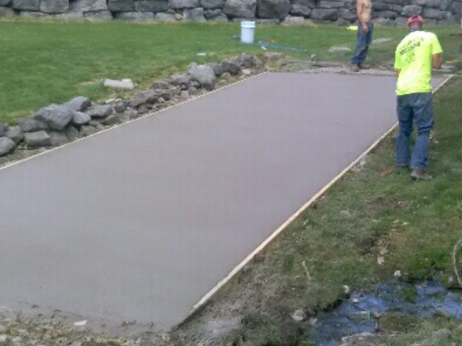 stamped concrete patio company syracuse ny grasshopper services