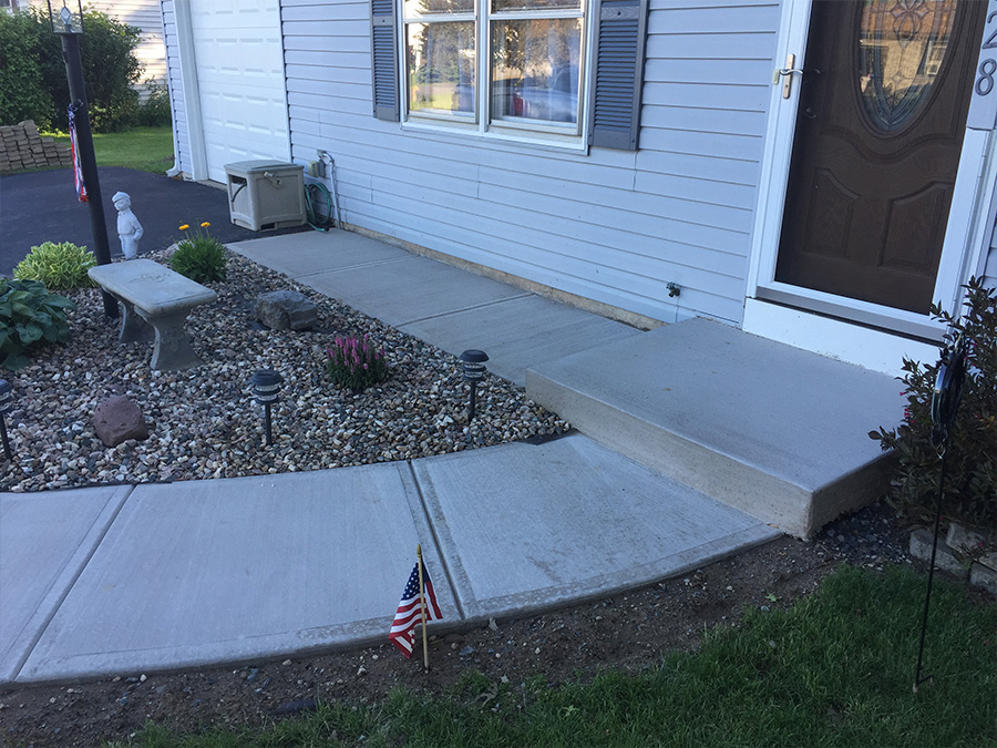 Best Concrete Landscaping Company Near Me Syracuse Ny