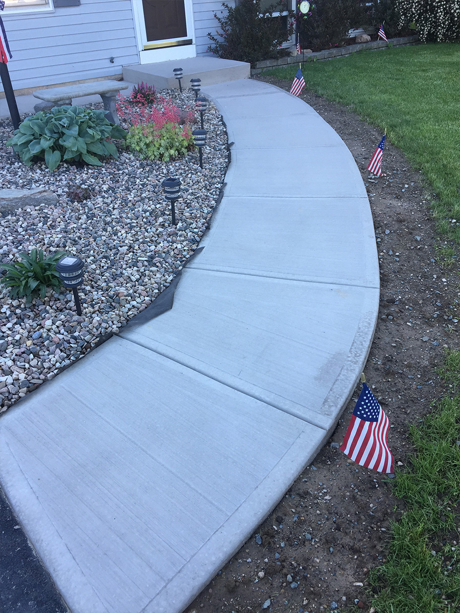 - Concrete Landscaping Repair Syracuse Ny